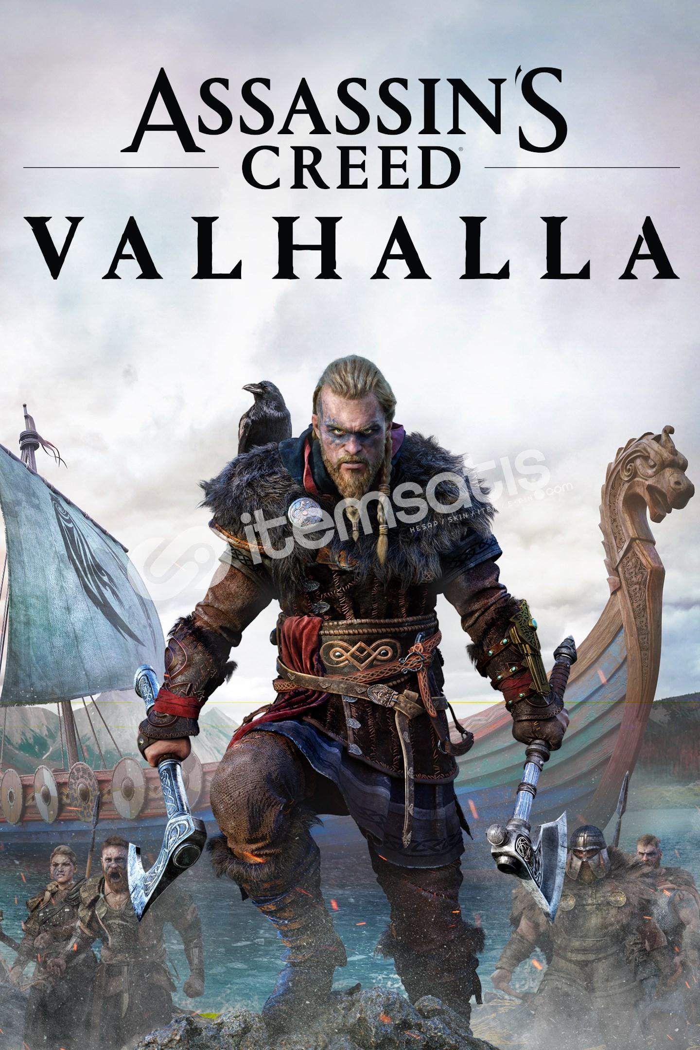 ⭐️Assassin'in Creed Valhalla SONSUZ GARANTİ⭐️