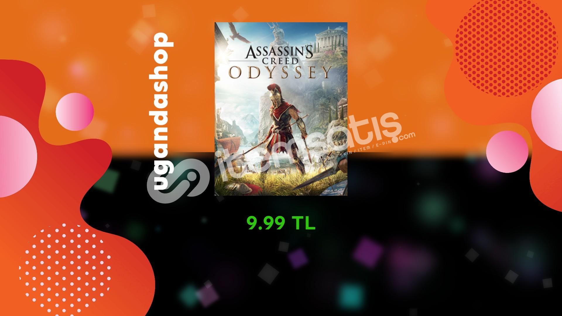 Assassin's Creed Odyssey Online Uplay/Ubisoft Hesap