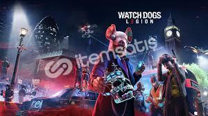 Wath Dogs Legion(Geforce Now)