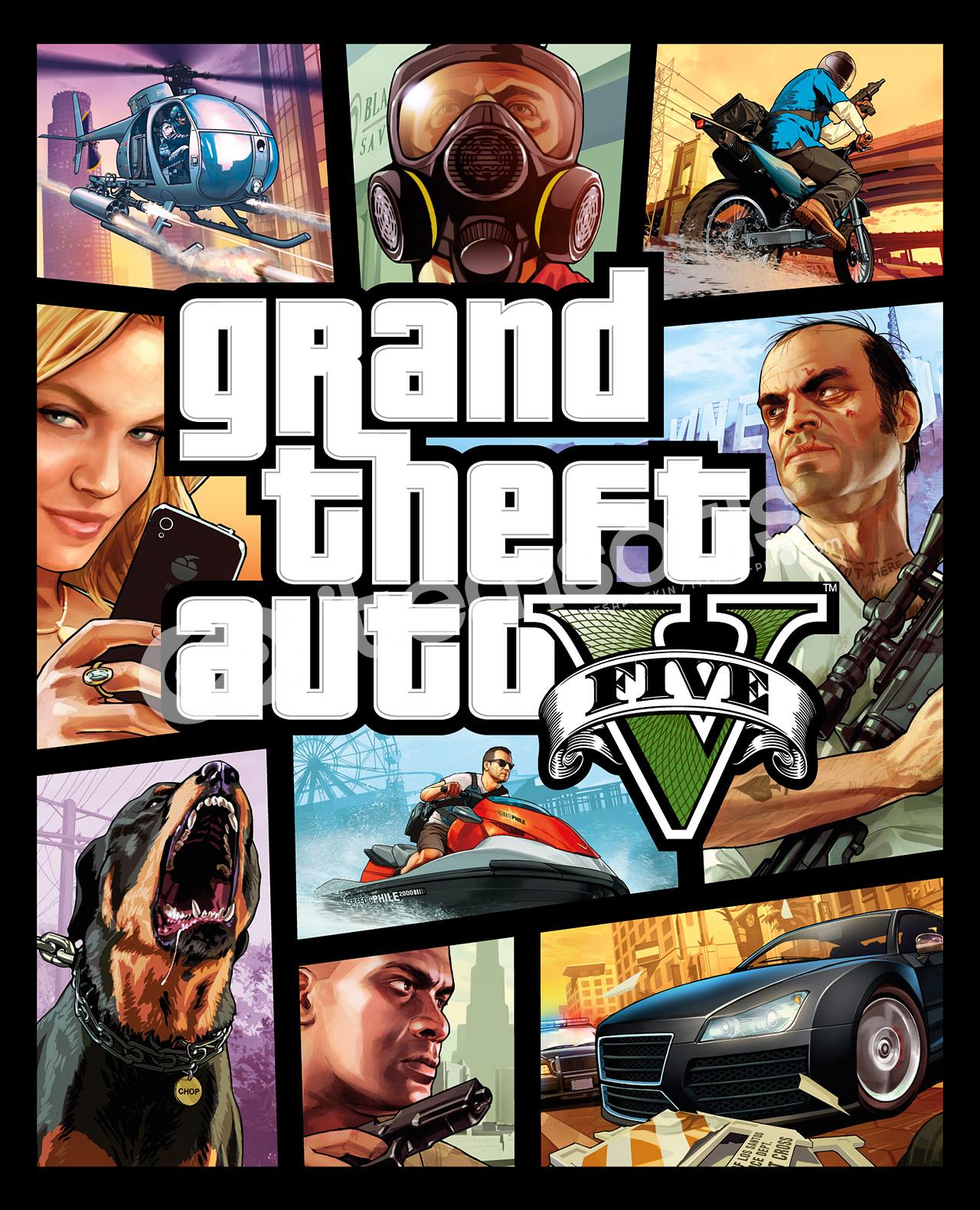 SON STOK! Grand Theft Auto V: Premium Edition(Gta 5)