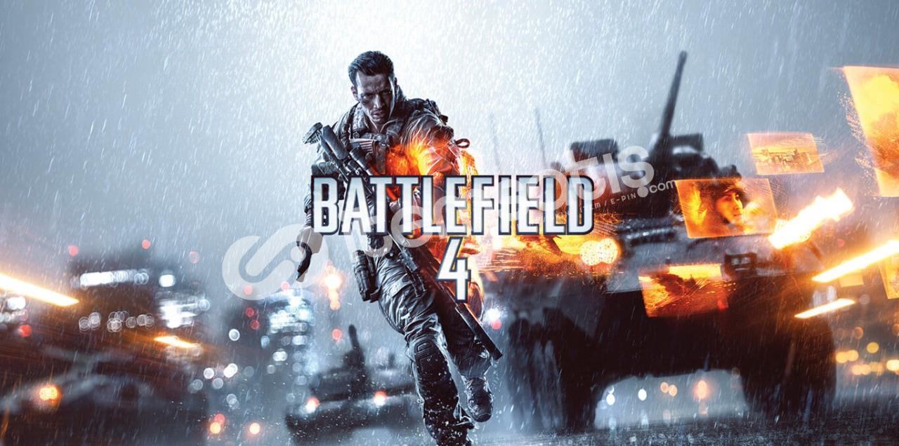 Battlefield 4 + Mail [veri değişikliği]