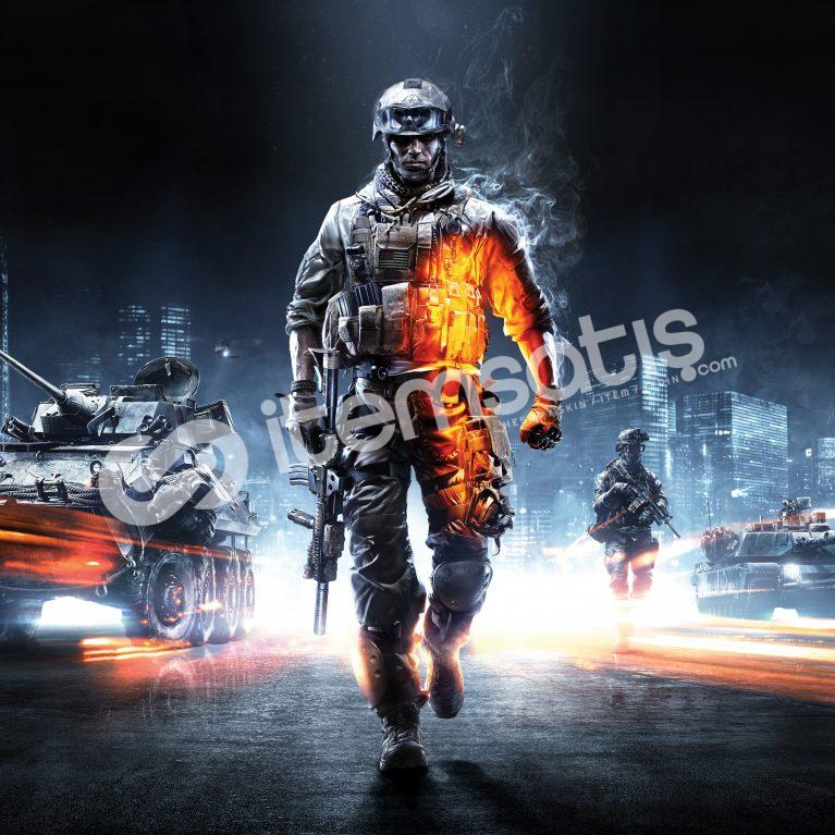 Battlefield 3 + Mail [veri değişikliği]