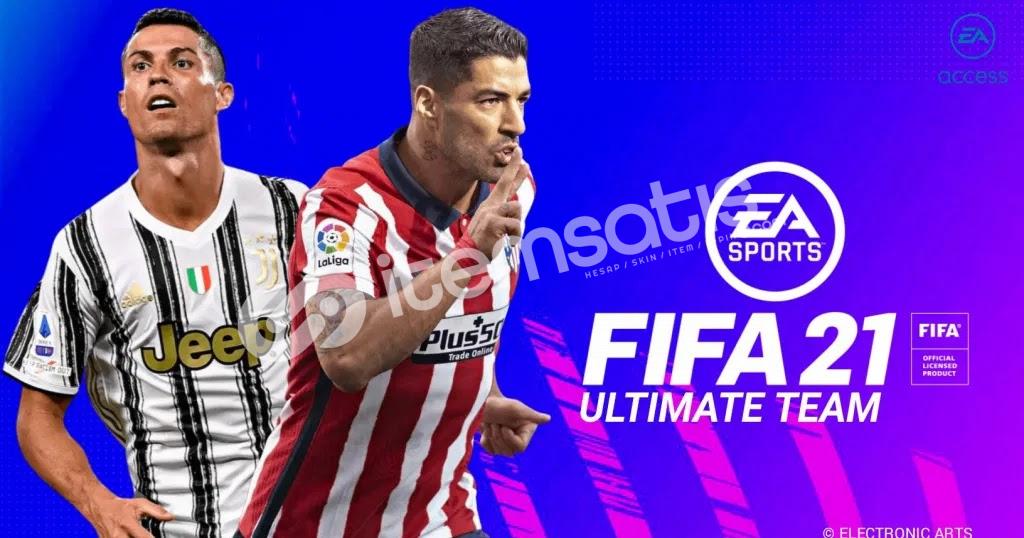 FIFA 21 Online & Ultimate Team & Garanti