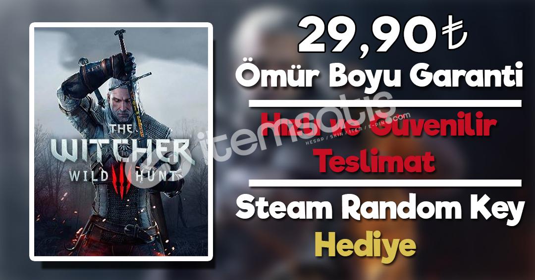 The Witcher 3: Wild Hunt (Steam)
