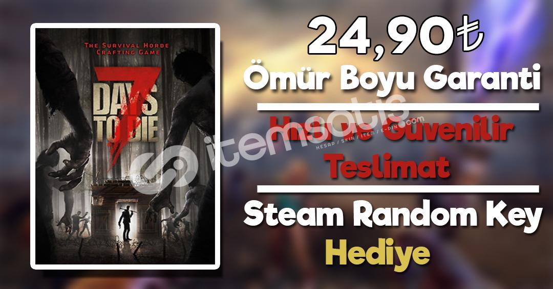 7 Days to Die (Steam)