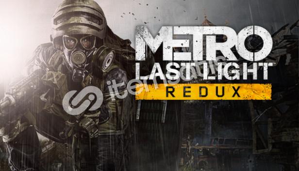 Metro: Last Light Redux Epic Games Hesabı