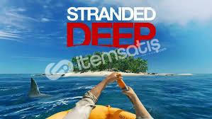 Stranded Deep Epic Games Hesabı