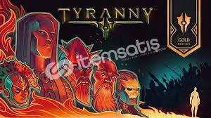 Tyranny - Gold Edition Epic Games Hesabı