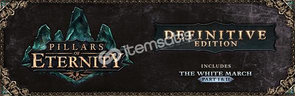 Pillars of Eternity - Definitive Edition Epic Games Hesabı