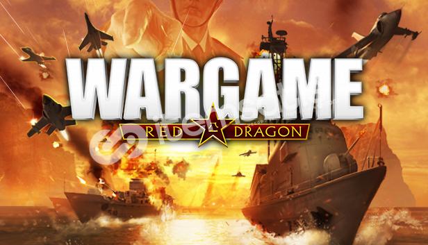 Wargame: Red Dragon Epic Games Hesabı