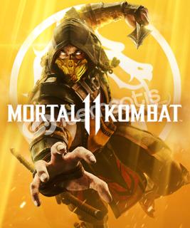 Mortal Kombat 11 (GEFORCE NOW DESTEKLİ)