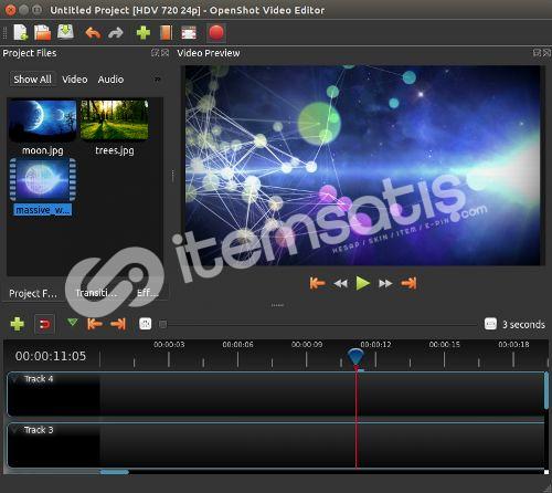 Video Editörü İstediğiniz Gibi Video Düzenlerim