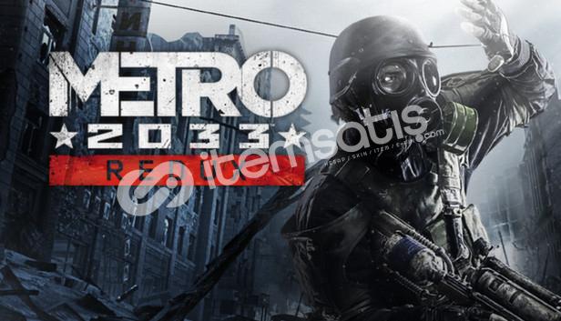 Metro 2033 Redux Epic Games Hesabı